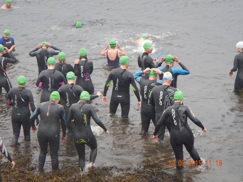 Glencoe Open WaterSwim
